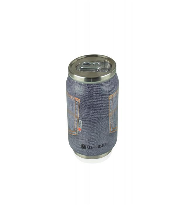 Ml Poche Jean Can´it Artistes Pull Les Isotherme Gris Canette Mug 280 zMpUVS