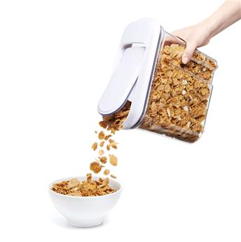 BOITE Contenant POP CEREALES de conservation OXO 2.3 L rectangle