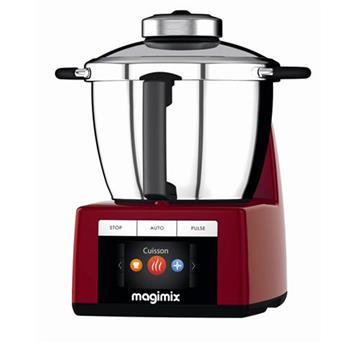 MAGIMIX Cook EXPERT Robot Multifonctions cuiseur Rouge