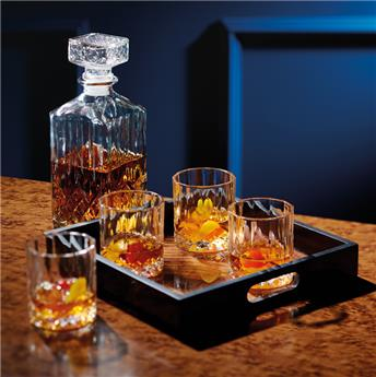 Set Whisky ensemble 4 verres + carafe KitchenCraft