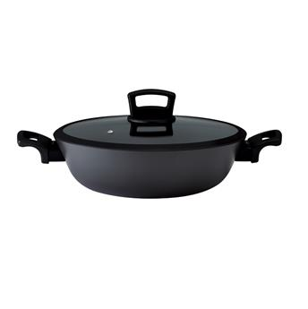 KITCHEN FUN Twist Wok induction fonte aluminium revêtu D30 BEKA