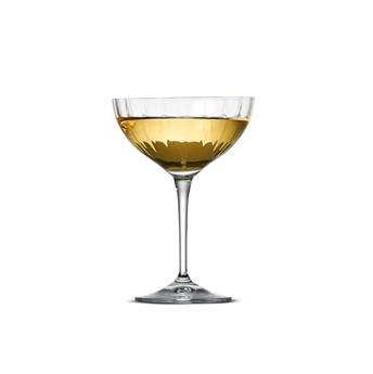 ROMANCE Coupe à champagne Cocktail 210 ml - Les 6