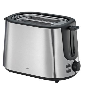 CLASSIC Grille Pain Toaster Cilio 1000 W  2T Inox
